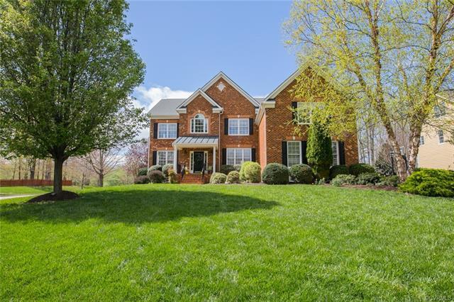 3000 Calcutt Drive, Midlothian, VA 23113 (MLS #1813509) :: Chantel Ray Real Estate