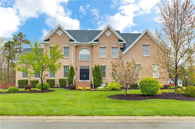 3704 Heverley Drive, Glen Allen, VA 23059 (MLS #1813530) :: RE/MAX Action Real Estate
