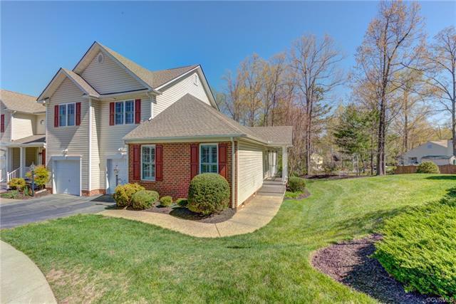 1300 Lake Rest Circle #1300, Midlothian, VA 23114 (MLS #1813578) :: RE/MAX Action Real Estate