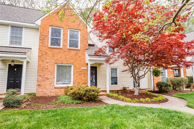 2444 Stone Post Terrace #26, Richmond, VA 23233 (MLS #1813611) :: RE/MAX Action Real Estate