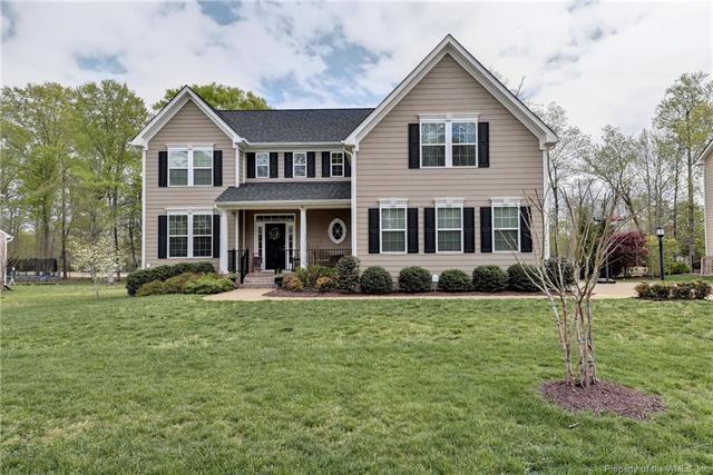 3915 Thorngate Drive, Williamsburg, VA 23188 (MLS #1813636) :: Chantel Ray Real Estate