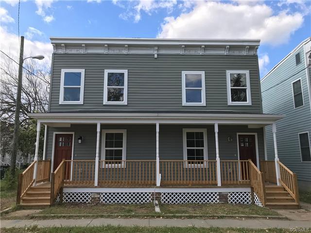 1100 N 31st Street, Richmond, VA 23223 (MLS #1813639) :: Small & Associates