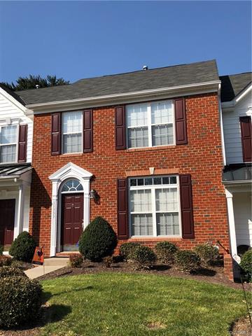11333 Abbots Cross Lane #11333, Glen Allen, VA 23059 (MLS #1813640) :: RE/MAX Action Real Estate