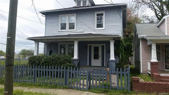1911 Maury Street, Richmond, VA 23224 (MLS #1813656) :: Small & Associates