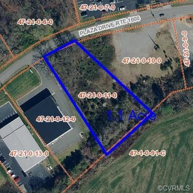 12917 Plaza Drive, Manakin Sabot, VA 23233 (MLS #1813690) :: The Ryan Sanford Team