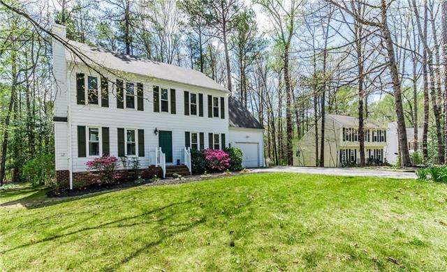 6007 Mill Spring Court, Midlothian, VA 23112 (MLS #1813722) :: EXIT First Realty