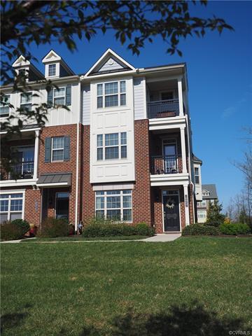 10957 Parkshire Lane #10957, Henrico, VA 23233 (MLS #1813850) :: Explore Realty Group