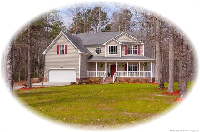3483 Poplar Ridge Drive, Gloucester, VA 23061 (MLS #1813870) :: Explore Realty Group