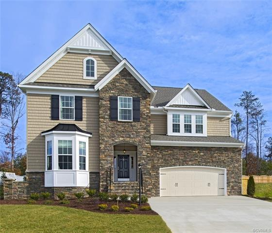 5040 Maben Hill Lane, Glen Allen, VA 23059 (MLS #1813958) :: RE/MAX Commonwealth