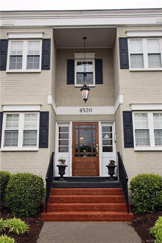 4520 Grove Avenue #4, Richmond, VA 23221 (MLS #1813969) :: The RVA Group Realty