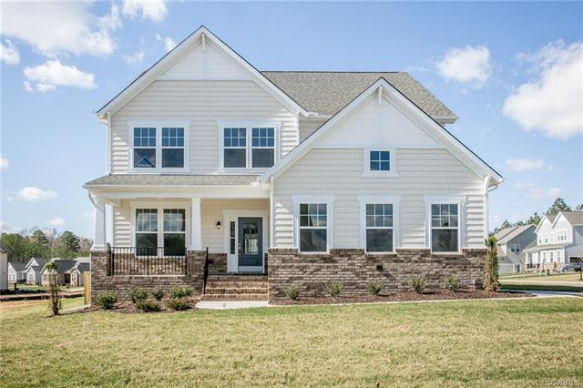 1813 James Overlook Drive, Chester, VA 23836 (MLS #1813971) :: EXIT First Realty