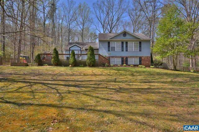 123 Ash Road, Louisa, VA 23093 (#1814004) :: Abbitt Realty Co.