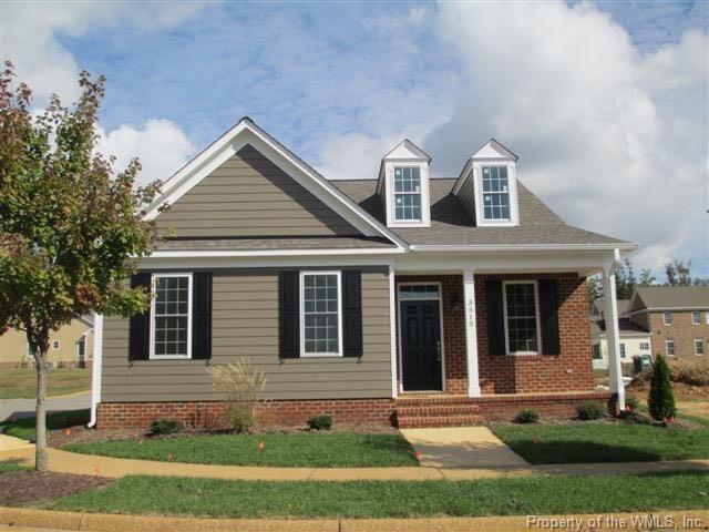 3515 Saunders Bridge, Williamsburg, VA 23188 (MLS #1814017) :: RE/MAX Action Real Estate