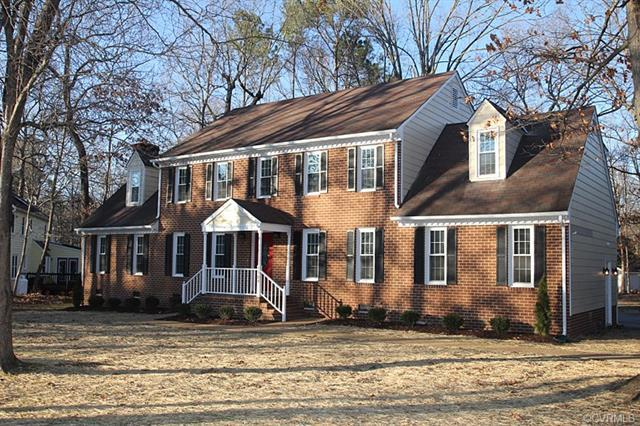 8504 Sunnygrove Road, Chesterfield, VA 23832 (MLS #1814026) :: Explore Realty Group