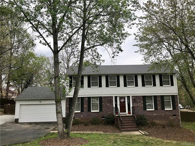 3203 Brewster Drive, Henrico, VA 23233 (MLS #1814115) :: Small & Associates