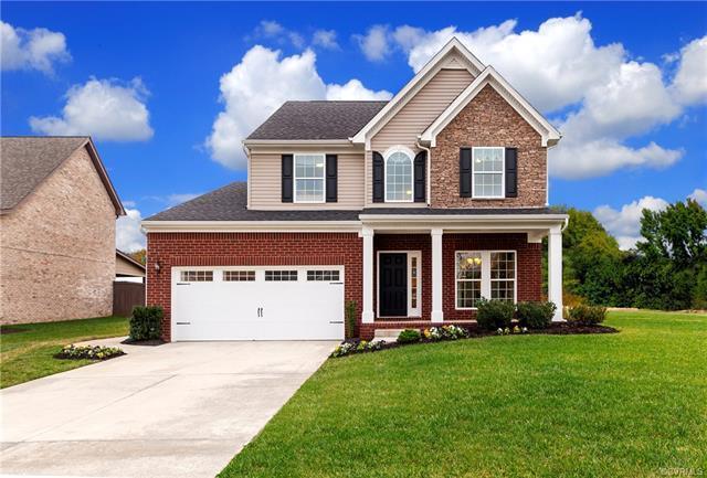 10325 Centralia Station Road, Chester, VA 23831 (MLS #1814125) :: Chantel Ray Real Estate