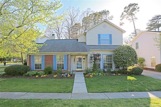 2233 New Kent Court, Newport News, VA 23602 (MLS #1814134) :: RE/MAX Action Real Estate