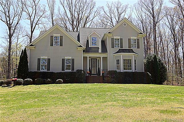 15396 Crowning Brook Lane, Doswell, VA 23047 (#1814152) :: Green Tree Realty