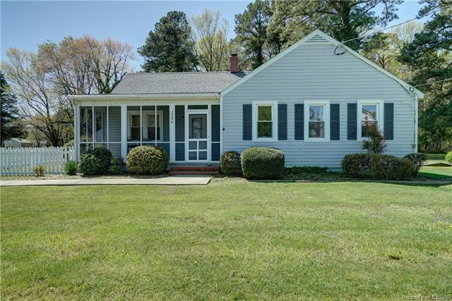 3596 Weems Road, Weems, VA 22576 (MLS #1814193) :: RE/MAX Action Real Estate