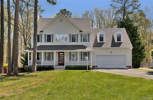 5608 Darrel Lake Court, Glen Allen, VA 23060 (MLS #1814205) :: RE/MAX Action Real Estate