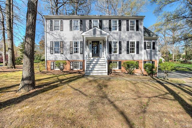 12601 Queensgate Road, Chesterfield, VA 23114 (MLS #1814259) :: RE/MAX Action Real Estate