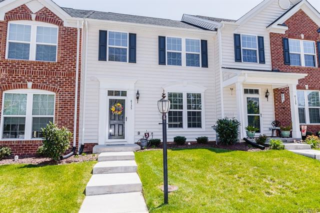 8135 Creekside Village Drive #8135, Mechanicsville, VA 23111 (MLS #1814261) :: Small & Associates