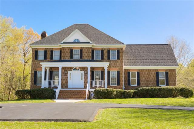 33 Old Acquinton Road, King William, VA 23086 (MLS #1814302) :: EXIT First Realty