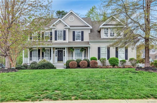 12319 Hampton Crossing Drive, Chesterfield, VA 23832 (MLS #1814329) :: Small & Associates