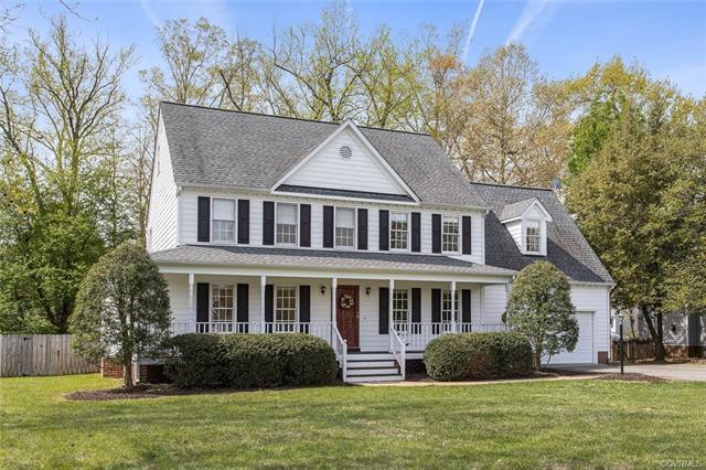 11507 Crawford Wood Terrace, Midlothian, VA 23114 (MLS #1814350) :: Small & Associates