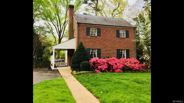7621 Sweetbriar Road, Henrico, VA 23229 (MLS #1814355) :: RE/MAX Action Real Estate