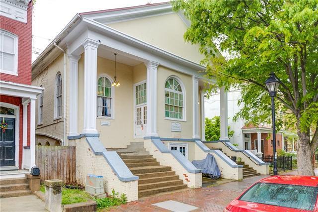 9 E Clay Street #6, Richmond, VA 23219 (MLS #1814384) :: Small & Associates