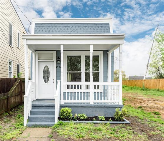 1306 N 26th Street, Richmond, VA 23223 (MLS #1814404) :: RE/MAX Action Real Estate