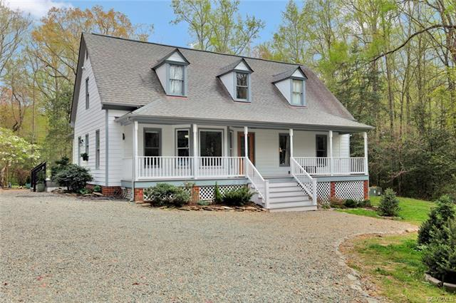 2788 Spencerwood Drive, Powhatan, VA 23139 (MLS #1814419) :: The RVA Group Realty