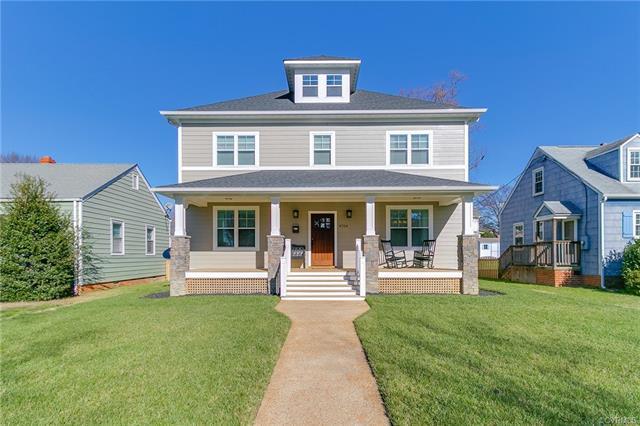 4809 Cutshaw Avenue, Richmond, VA 23230 (MLS #1814420) :: Small & Associates