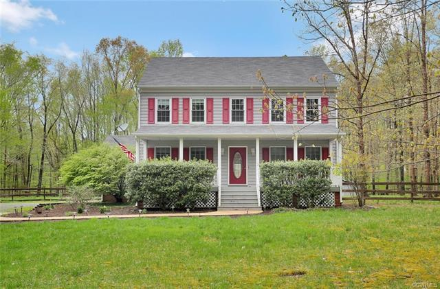 16032 St. Peters Church Road, Montpelier, VA 23192 (MLS #1814442) :: RE/MAX Commonwealth