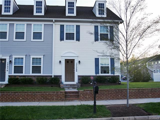 17268 Library Boulevard #17268, Ladysmith, VA 22546 (MLS #1814455) :: The Ryan Sanford Team