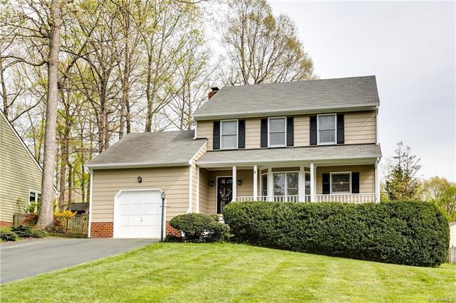 3017 Wiltonshire Drive, Henrico, VA 23233 (MLS #1814479) :: RE/MAX Action Real Estate