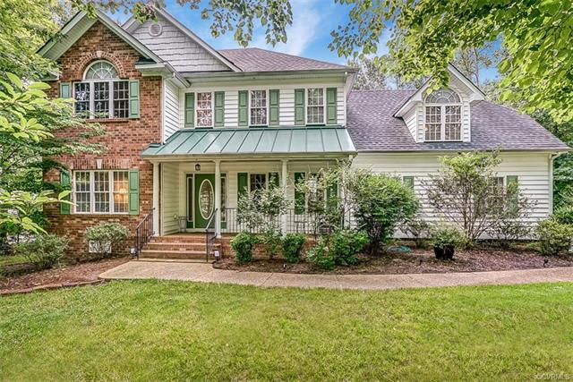 8213 Glamis Court, Chesterfield, VA 23838 (MLS #1814485) :: The RVA Group Realty