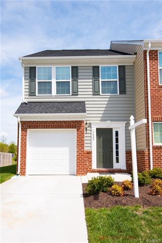 7503 Washington Arch Drive #7503, Mechanicsville, VA 23111 (MLS #1814488) :: Small & Associates