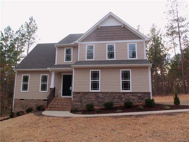 6185 Walnut Tree Drive, Powhatan, VA 23139 (MLS #1814495) :: RE/MAX Commonwealth