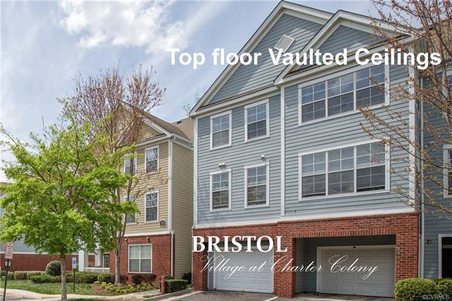 724 Bristol Village Drive #308, Midlothian, VA 23114 (MLS #1814510) :: RE/MAX Action Real Estate