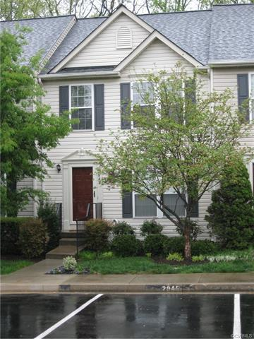 2945 Queensland Drive #2945, Henrico, VA 23294 (MLS #1814520) :: Small & Associates