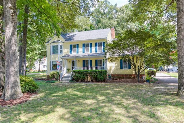 9152 Caleb Drive, Hanover, VA 23116 (MLS #1814522) :: Small & Associates
