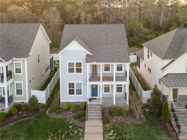 7161 Pattersons View Lane, Gloucester Point, VA 23072 (MLS #1814528) :: Chantel Ray Real Estate