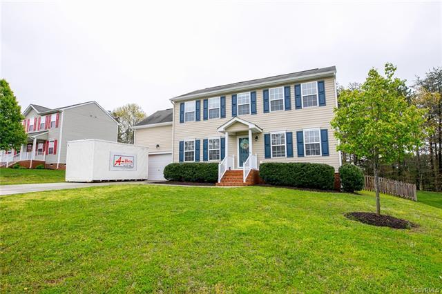 8021 Falcon Creek Court, Henrico, VA 23231 (MLS #1814548) :: RE/MAX Action Real Estate