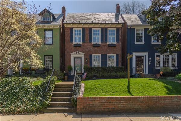 3207 Kensington Avenue, Richmond, VA 23221 (MLS #1814581) :: The RVA Group Realty