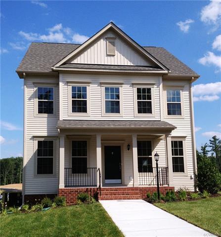 5740 Rohan Court, Moseley, VA 23120 (MLS #1814600) :: The RVA Group Realty