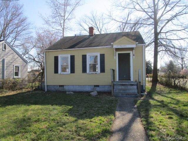 1801 Elkridge Lane, Richmond, VA 23223 (MLS #1814610) :: The RVA Group Realty