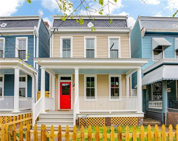 1126 N 28th Street, Richmond, VA 23223 (MLS #1814622) :: RE/MAX Action Real Estate