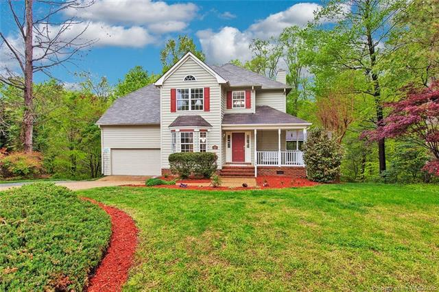 106 Queen Anne Drive, Williamsburg, VA 23185 (MLS #1814652) :: Chantel Ray Real Estate